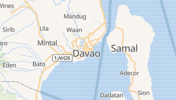 Davao online map