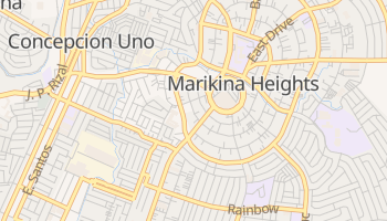 Marikina online map