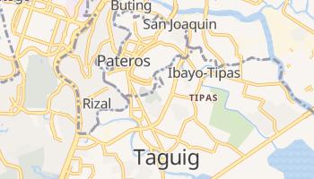 Pateros online map