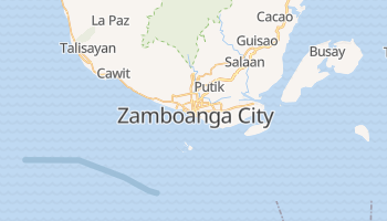 Zamboanga City online map