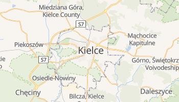 Kielce online map