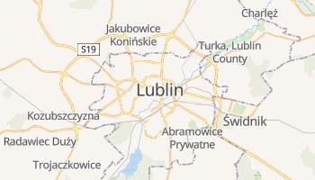 Lublin online map