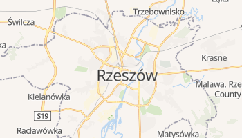 Rzeszow online map