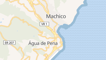 Machico online map
