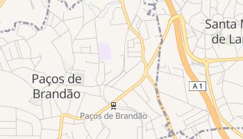 Pacos De Brandao online map
