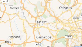 Queluz online map