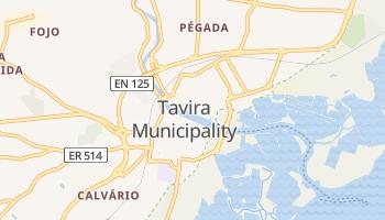 Tavira online map