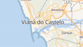 Viana Do Castelo online map