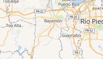 Bayamon online map