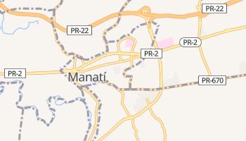 Manati online map