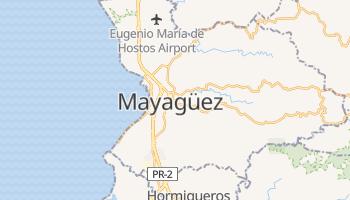 Mayaguez online map