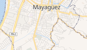 Santurce online map