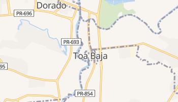 Toa Baja online map
