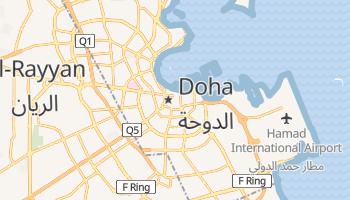 Doha online map