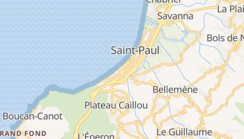 Saint Paul online map