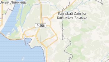 Akademgorodok online map