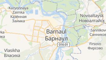 Barnaul online map