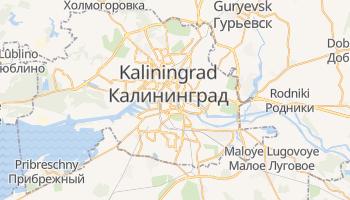 Kaliningrad online map