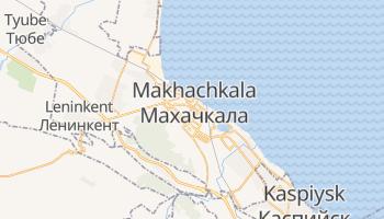 Makhachkala online map