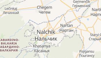 Nal'chik online map