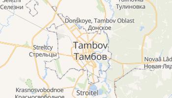 Tambov online map