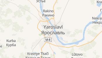 Yaroslavl online map