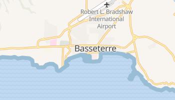 Basseterre online map
