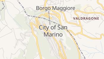 San Marino online map