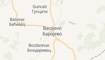 Barajevo online map