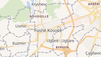 Kosovo Polje online map