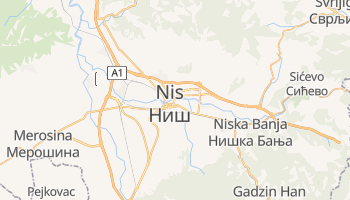 Nis online map