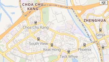 Choa Chu Kang online map