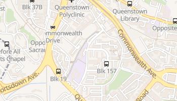 Queenstown online map