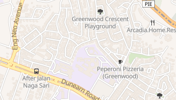 Raffles Park online map