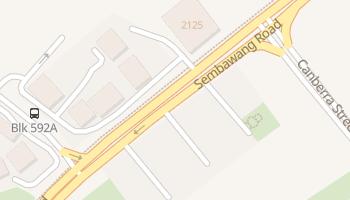 Sembawang online map