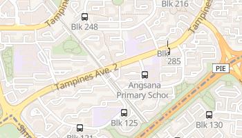 Tampines online map
