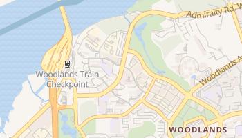 Woodlands online map