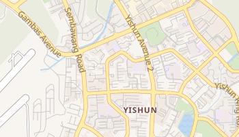 Yishun online map