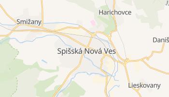 Spisska Nova Ves online map