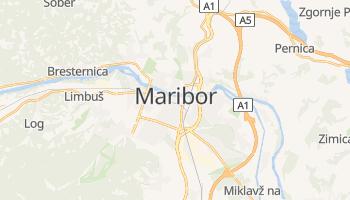Maribor online map