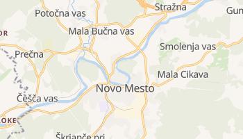 Novo Mesto online map