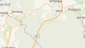 Vrhnika online map