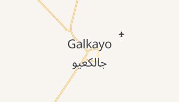 Galkacyo online map