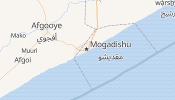 Mogadishu online map