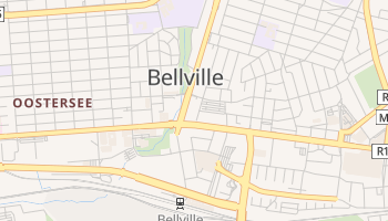 Bellville online map
