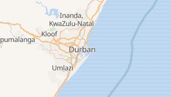 Durban online map