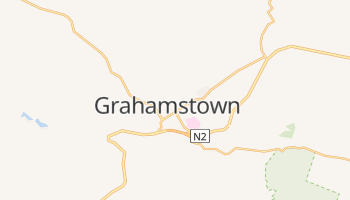 Grahamstown online map