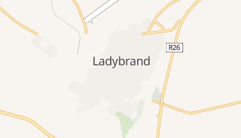 Ladybrand online map