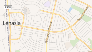 Lenasia online map