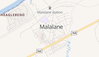 Malelane online map